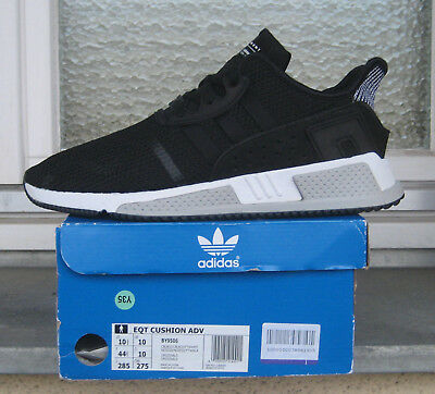 sports shoes dd232 a5160 NEU Adidas EQT Cushion ADV schwarz Gr. 44 23 torsion zx