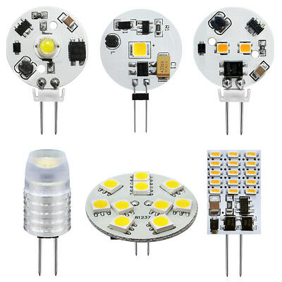 G4 LED Light Bulbs Energy Saving Replacement For G4 Halogen Capsule Bulbs 12V
