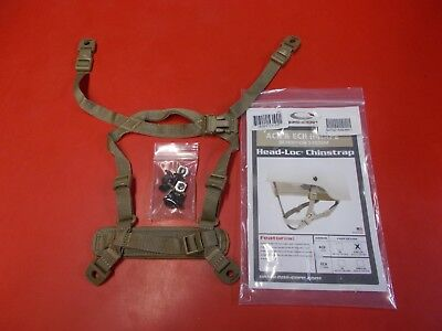 Ops Core ACH H NAPE Retention System Chin Strap Tan S | M | L | XL