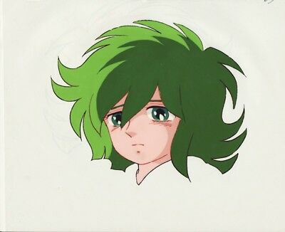 ANIME CEL SAINT SEIYA SHUN original production CELLULO