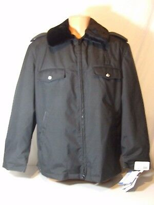 Flying Cross Fechheimer Ultra Protector Black Police Security Officer Jacket 44