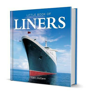 Little Book of Liners, brand new and signed by Liam McCann (Hardback, 2012)