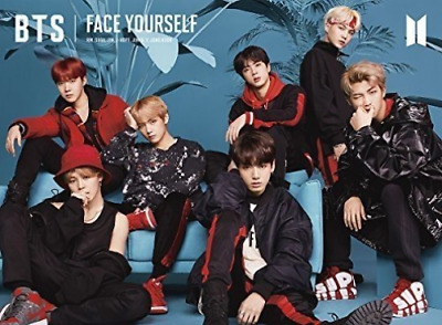 Bts-Face Yourself <Limited-A> CD NEW