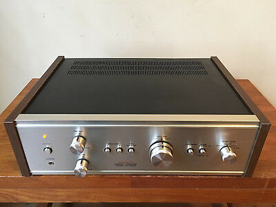 Pioneer SA-5200 Stereo Integrated Amplifier w Original Manual. 100% Working A++