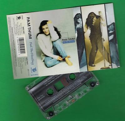 Pam Thum - Feel The Healing  >  Cassette Tape  (*_*)  Play Tested