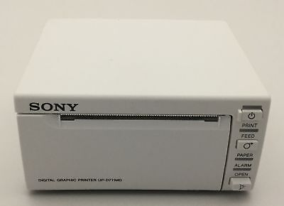 Sony UP-D711MD Digital Black & White Thermal Printer without Power Supply