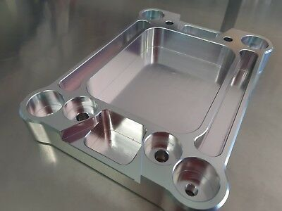 Billet Shifter Box Base Plate For Rsx Honda Civic Integra K20 K24 K Serie Swaps