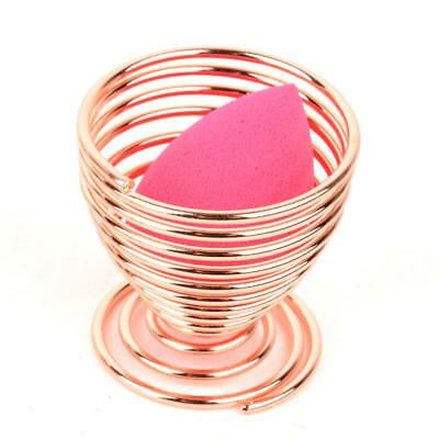 Anti-microbial Breathable Makeup Puff Dryer Stand Blender Sponge Holder Beauty##