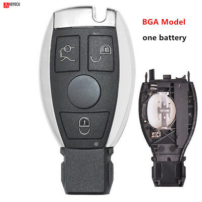 NEW SMART REPLACE Remote Car Key Shell Case Fob 2 Button for