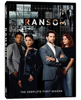 Ransom complete Season 1 series first one dvd new sealed + FREE TRACKING