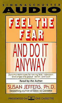 Jeffers, Susan : Feel the Fear and Do it Anyway CD Expertly Refurbished Product