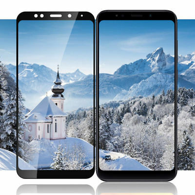 3D Full Cover Tempered Glass Curved Screen Protector For Xiaomi Redmi Note 5 New