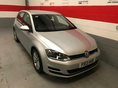 Volkswagen Golf 1.6 Tdi Se Bluemotion, Only 33000 Miles From New