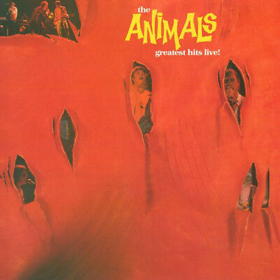"The Animals : Greatest Hits Live! VINYL 12"" Album (2019) ***NEW*** Amazing Value"
