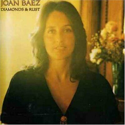 Joan Baez : Diamonds & Rust CD