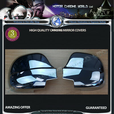 MERCEDES VITO CHROME MIRROR COVERS HIGH QUALITY 3y GUARANTEE 2003-2009 OFFER