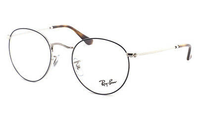 RAYBAN MONTATURA PER OCCHIALI VISTA RB 3447 RAY BAN COL 2970 50 roud metal