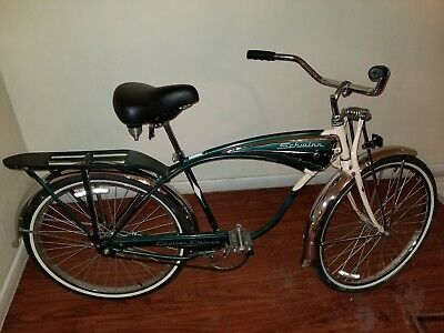 6596601d23f 1995 SCHWINN CRUISER Deluxe Mens Bicycle 100th Anniversary Phantom ...