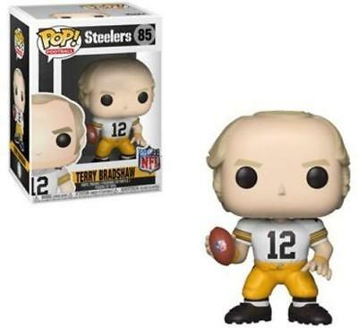 Terry Bradshaw - Pittsburgh Steelers - Funko Pop - Brand New - Nfl Legends 33302