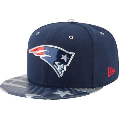 New England Patriots New Era Navy 2017 NFL Draft Spotlight 59FIFTY Fitted  Hat a0cafce2a