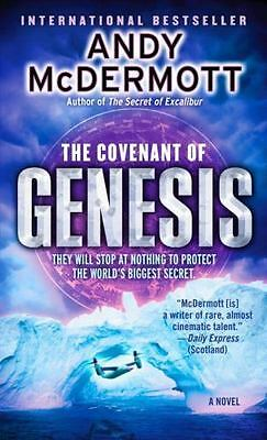 The Covenant of Genesis: A Novel (Nina Wilde and Eddie Chase)