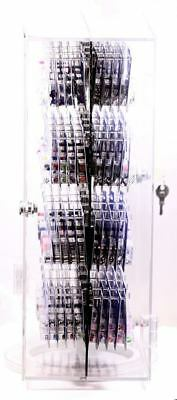 "18"" Double Sided Body Jewelry Display with J Hooks- Display Only"