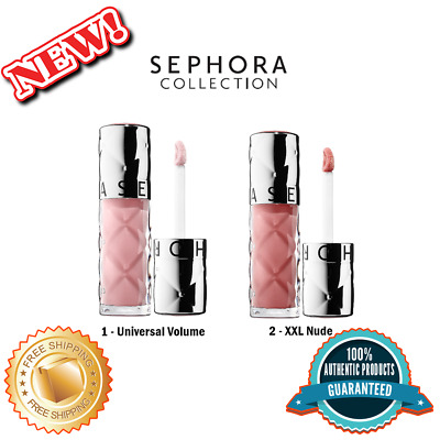 SEPHORA COLLECTION Outrageous Effect Volume Lip Gloss Available in 2 Color Shade