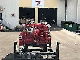 6.7 Cummins engine, pulled from 2008 Ford F-650
