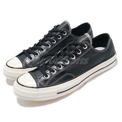 a4136281bcd8 Converse First String Chuck Taylor All Star 70 OX Black Men Women Shoes  163330C