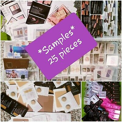 *25 piece Lot of Mary Kay Samples - FREE SHIPPING - PLEASE READ DESCRIPTION*