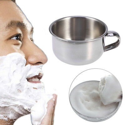 1pc Shaving Bowl Portable Shave Soap Cup Foam Bowl Soap Bowl for Daily Use Salon