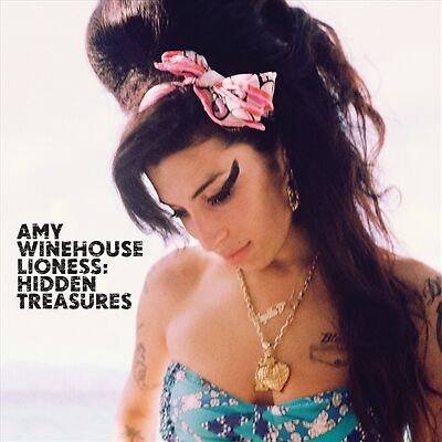 Lioness: Hidden Treasures, 2011  Amy Winehouse CD NEW