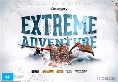 Extreme Adventure | Collector's Box, DVD