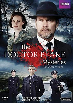 Doctor Blake Mysteries: complete Season 3 series third dvd new + FREE TRACKING