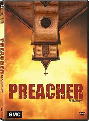 Preacher complete Season 1 series first one dvd new sealed + FREE TRACKING