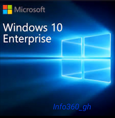 Windows 10 ENTERPRISE - KEY/CLAVE - LICENCIA 100% ORIGINAL 32/64 Multilenguaje