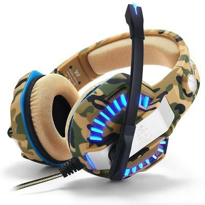 Good Quality Sound Gaming Headset Headphones With Mic For PS4, Xbox One, PC