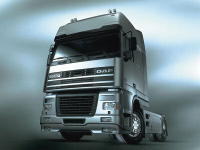 DAF XF 105 TRUCK WORKSHOP SERVICE MANUAL sent as a