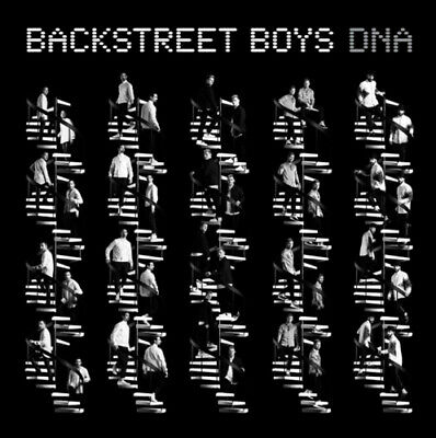 Backstreet Boys : DNA CD (2019) ***NEW***