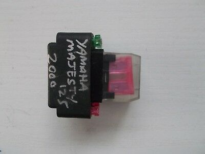 Yamaha Majesty 125 2000 Fuse Block