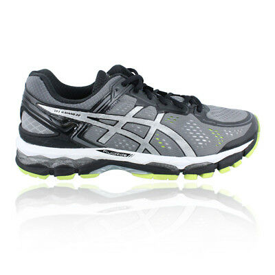 34f43c53a3ae30 Asics Mens Gel-Kayano 22 Running Shoes Trainers Sneakers Grey Sports  Breathable