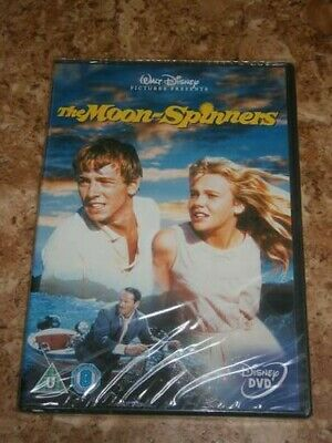 Der Millionenschatz - The Moon Spinners - Walt Disney - DVD - NEU