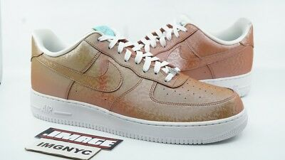 timeless design 088a3 236ab Nike Air Force 1 Low New Size 14 Lady Liberty Rust Lime 812297 800