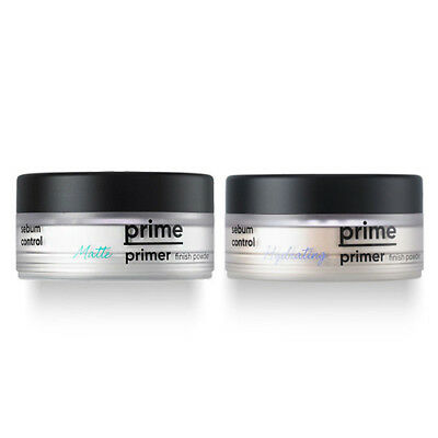 BANILA CO. Prime Primer Finish Powder - 12g (New) / Free Gift / Korean Cosmetics