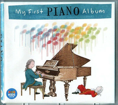 ABC KIDS - My First Piano Album - CD