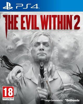 The Evil Within 2 pour PlayStation PS4 version boîte neuf sous blister VF 🇫🇷