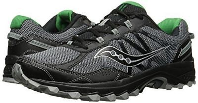636ca74406a3 SAUCONY EXCURSION TR11 Grey Pink Womens Athletic Trail Running Shoes ...