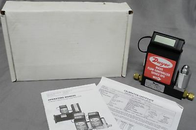 DWYER - MASS FLOW CONTROLLER - Series GFC * MODEL: GFC-1108 - NEW in the BOX