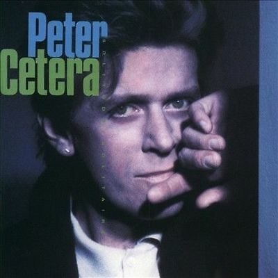 Peter Cetera - Solitude/Solitaire (Silver Hub CD, W Bros., Germany Import)