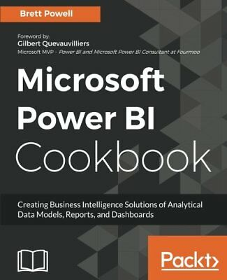 [PDF] Microsoft Power BI Cookbook Creating Business Intelligence Solutions of ..